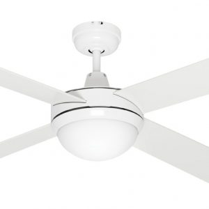 Caprice 1200 Ceiling Fan with B22 Light