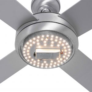 Caprice 1300 Ceiling Fan with LED Light