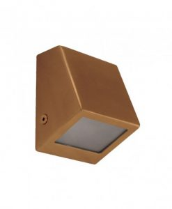 HT-HV3618 Solid Copper Square Mini Wall Wedge
